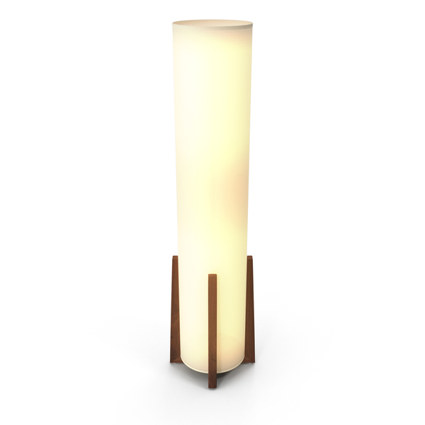 Lamp: Contemporary Floor Light PNG & PSD Images