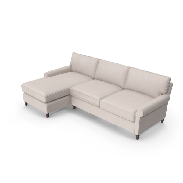 Contemporary Sectional Sofa PNG & PSD Images