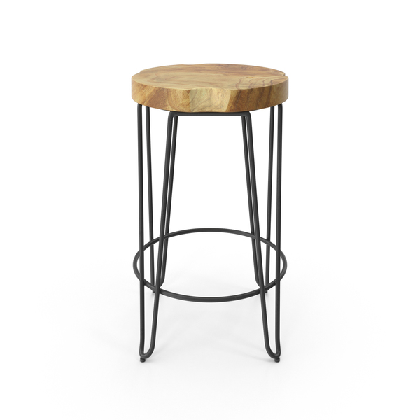 Contemporary Stool PNG & PSD Images