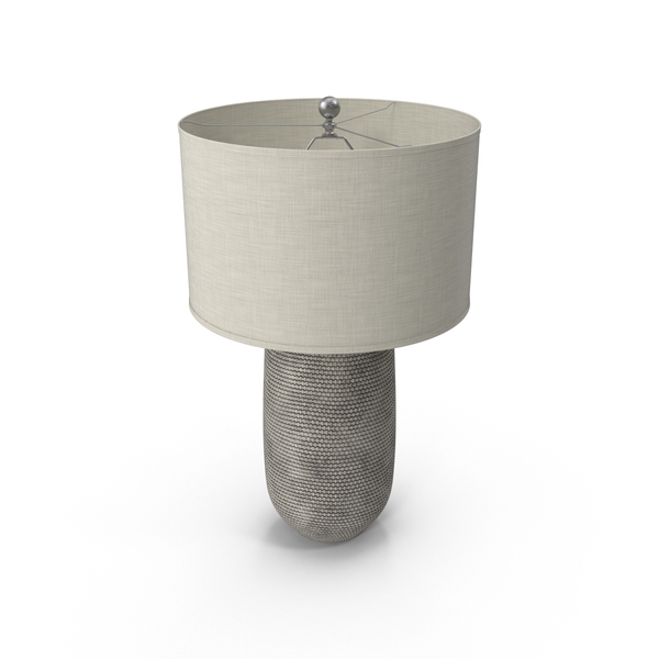 Lamp: Contemporary Table Light PNG & PSD Images