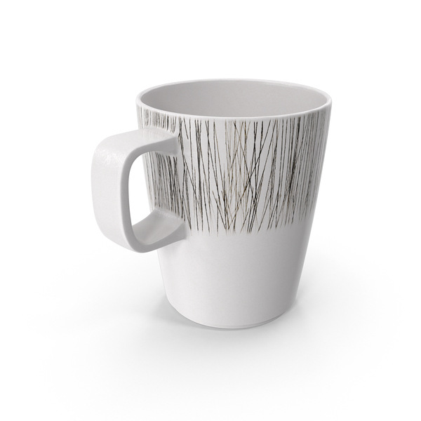 Contemporary Tableware Mug PNG & PSD Images