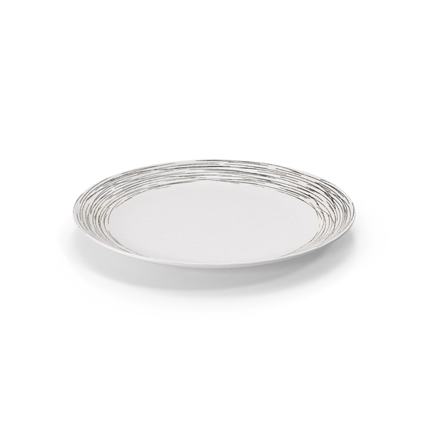 Contemporary Tableware Small Plate PNG & PSD Images