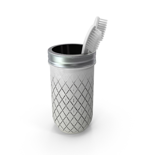 Contemporary Toothbrush Holder PNG & PSD Images