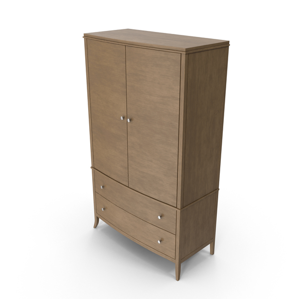 Armoire: Contemporary Wardrobe PNG & PSD Images