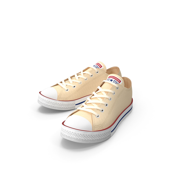 Converse All Star Sneakers primrose PNG & PSD Images