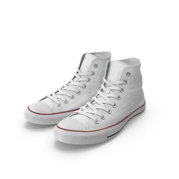 Converse All Star Sneakers PNG & PSD Images