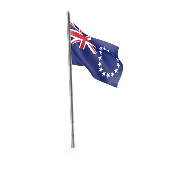 Cook Islands Flag PNG & PSD Images