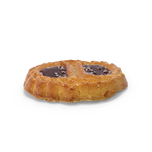 Cookie With Double Jelly PNG & PSD Images