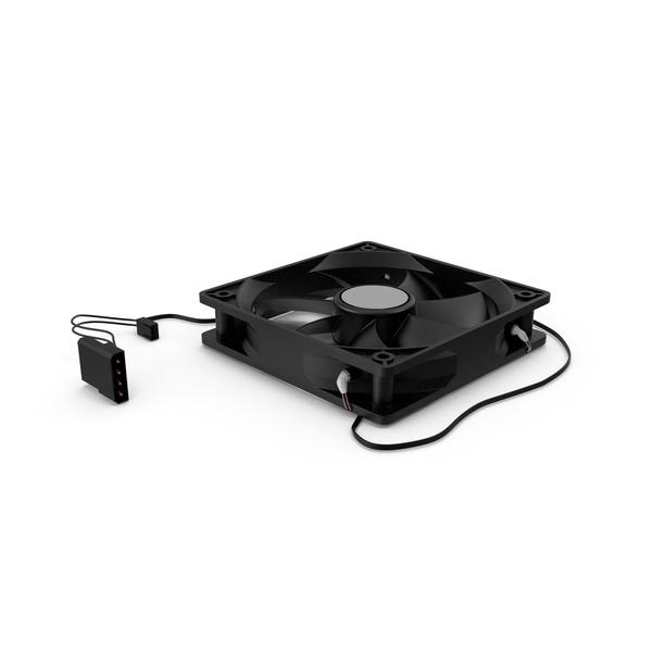 Computer Fan: Cooler Black PNG & PSD Images