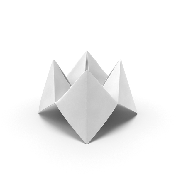 Cootie Catcher PNG & PSD Images