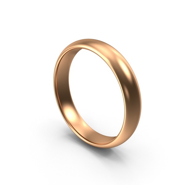 Copper Band Ring PNG & PSD Images