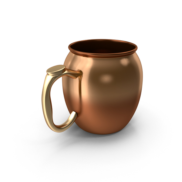 Copper Cup Object