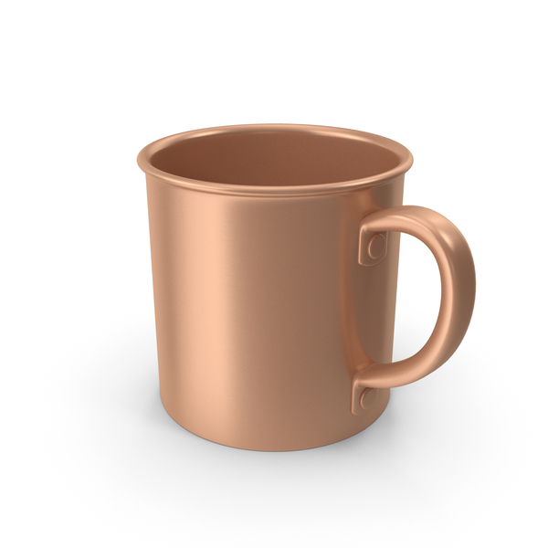 Coffee: Copper Cup PNG & PSD Images