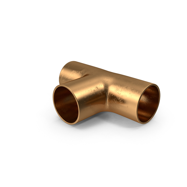 Pipe: Copper Fitting PNG & PSD Images