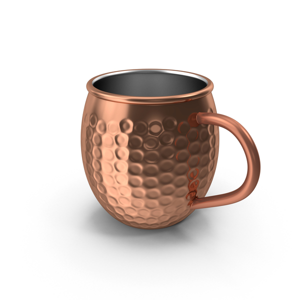 Beer Glass: Copper Mule Mug PNG & PSD Images
