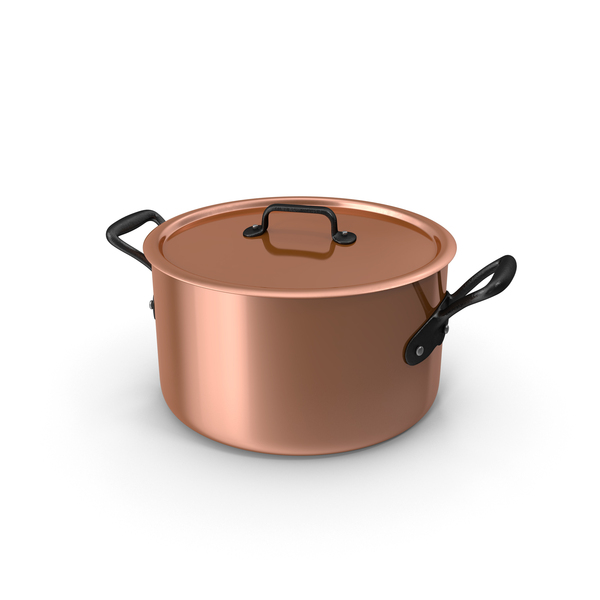 Copper Pot PNG & PSD Images
