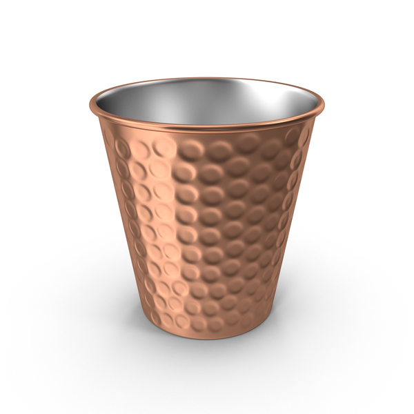 Coffee Cup: Copper Tumbler PNG & PSD Images