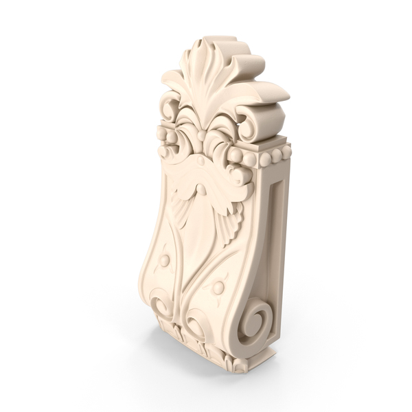 Corbel (fig 102) PNG & PSD Images