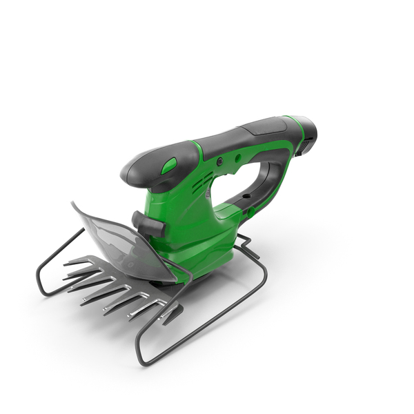 Cordless Electric Grass Shear PNG & PSD Images
