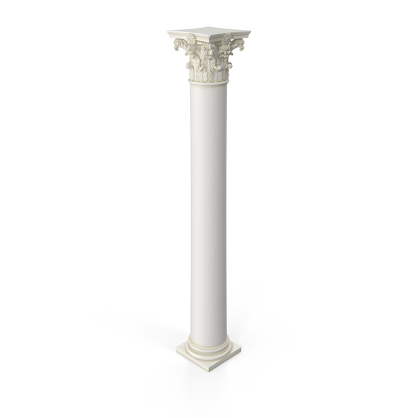 Corinthian Column PNG & PSD Images