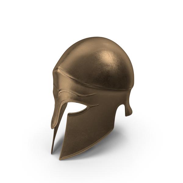 Greek: Corinthian Helmet PNG & PSD Images
