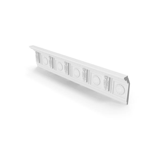 Cornice Molding PNG & PSD Images