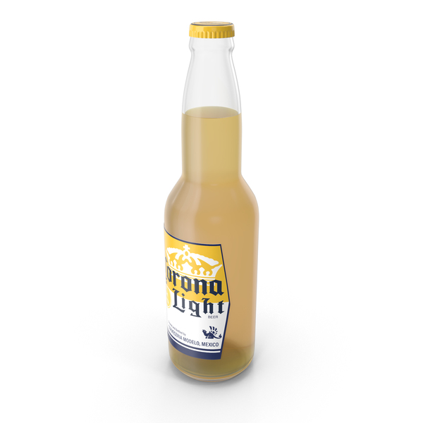 Corona Light Beer PNG & PSD Images