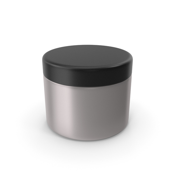 Cosmetic Jar PNG & PSD Images