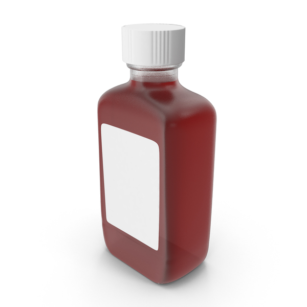 Cough Medicine Object