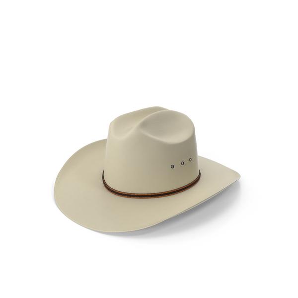 Cowboy Hat Object