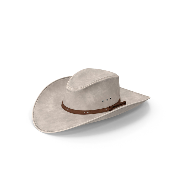 Cowboy Hat White PNG & PSD Images