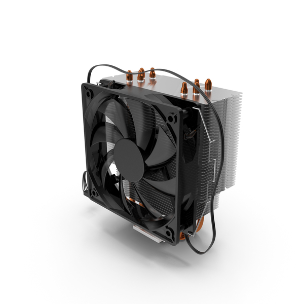 Computer: CPU Fan PNG & PSD Images