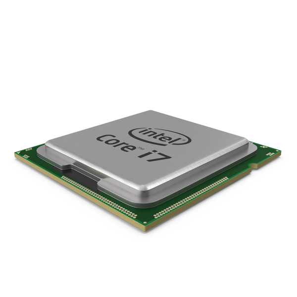 CPU i7 920 PNG & PSD Images