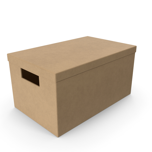 Craft Box PNG & PSD Images