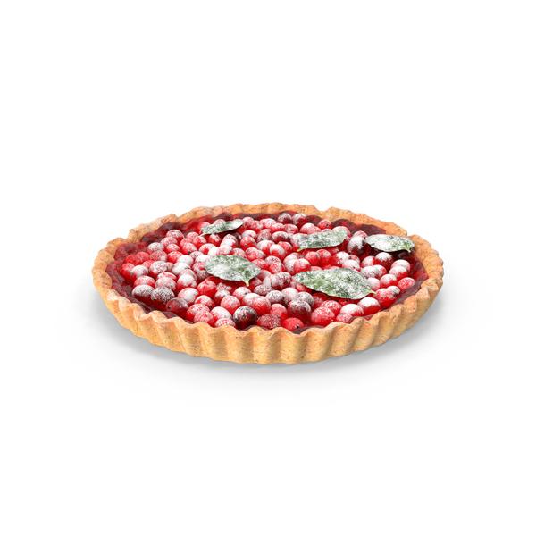 Cranberry Tart PNG & PSD Images