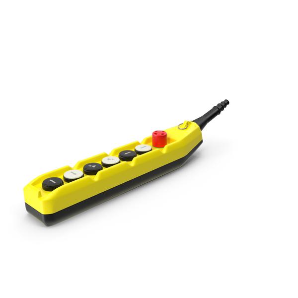 Crane Push Button PNG & PSD Images