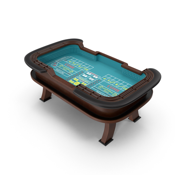 Craps Table PNG & PSD Images