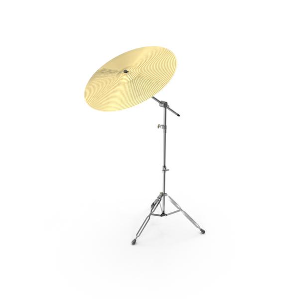 Crash Cymbal PNG & PSD Images