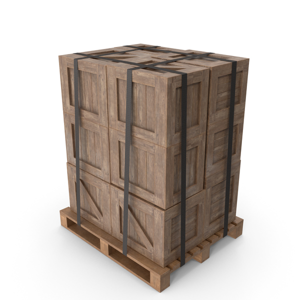 Crate PNG & PSD Images