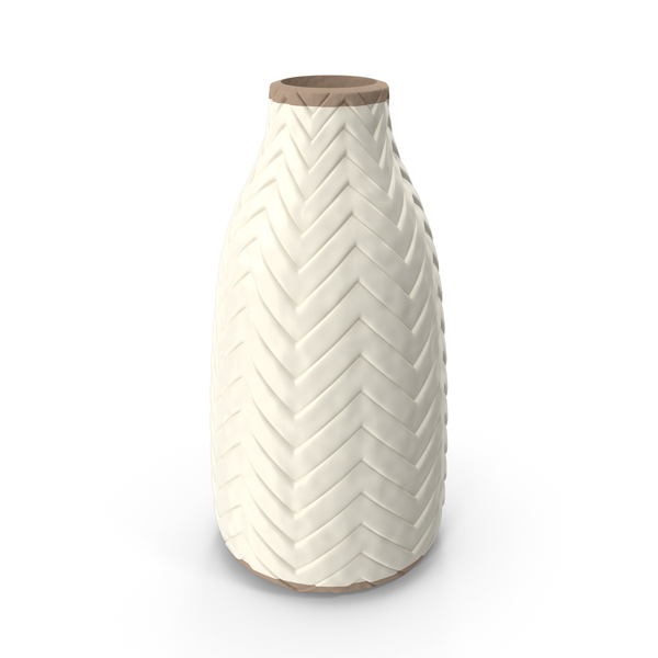 Crate and Barrel Adra Vase PNG & PSD Images