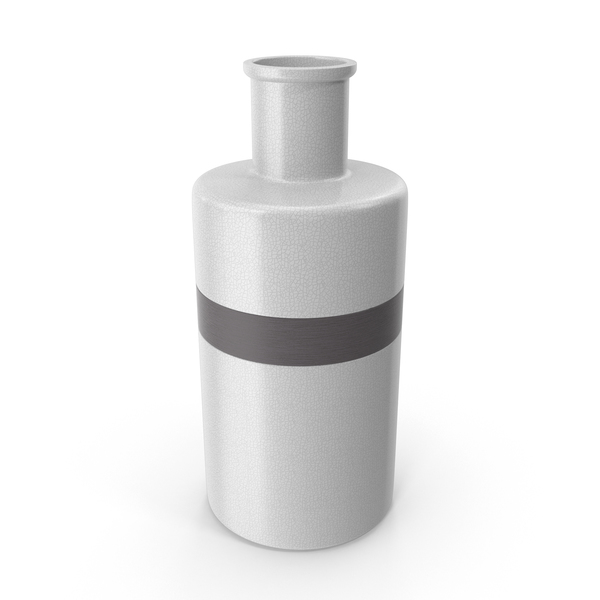 Crate & Barrel Douro Vase PNG & PSD Images