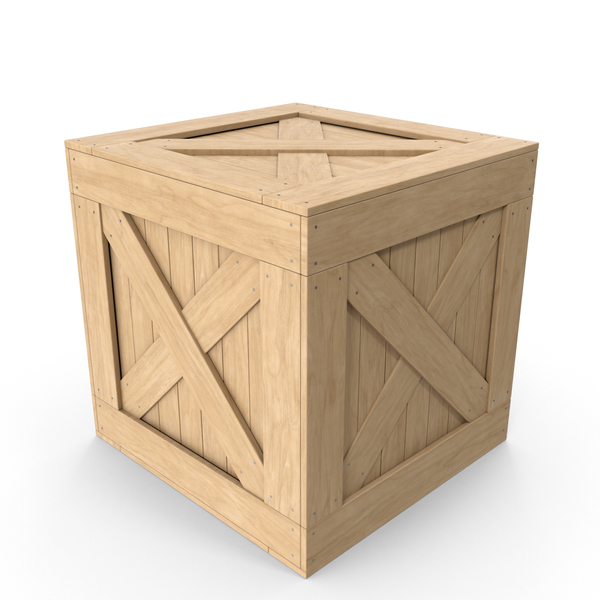 Crates Cargo Box PNG & PSD Images