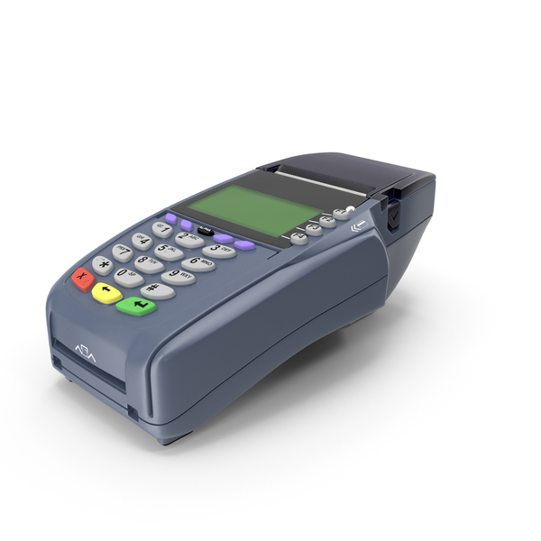 Credit Card Machine Object