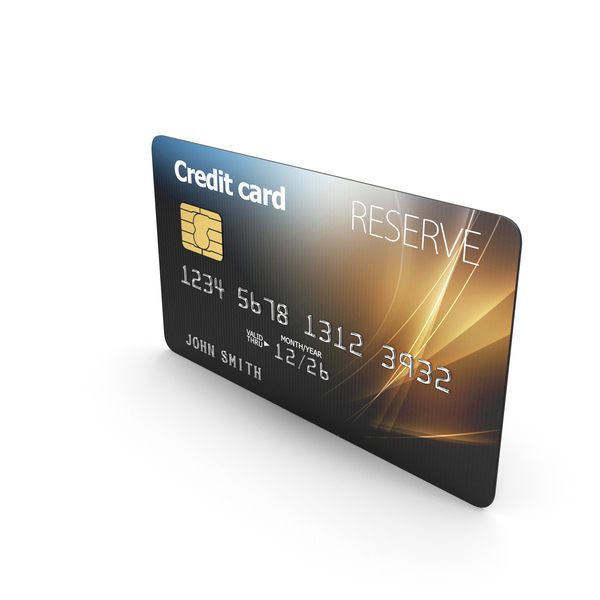 Credit Card Reserve PNG & PSD Images