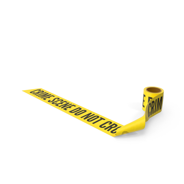 Crime Scene Tape Object