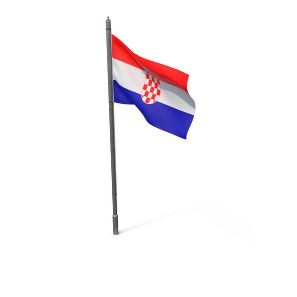 Guinea: Croatia Flag PNG & PSD Images