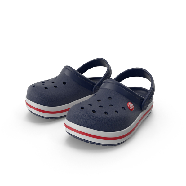 Sandals: Crocs Crocband Clogs PNG & PSD Images