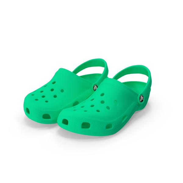 Sandals: Crocs Shoes PNG & PSD Images