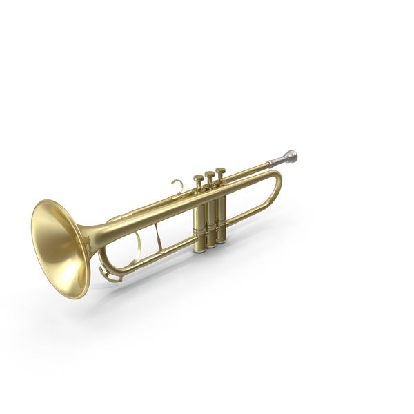 Crookless Trumpet PNG & PSD Images