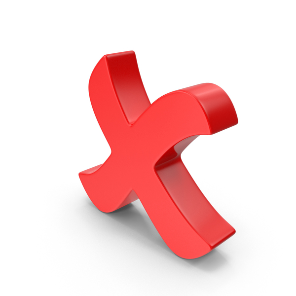 Cross Mark Red PNG & PSD Images